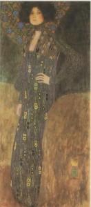 Klimt-Emilie Floge