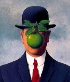 Magritte sogna ad occhi aperti