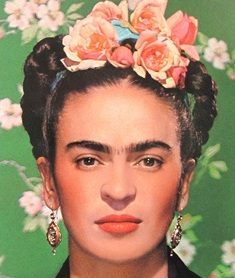 Frida, I love you