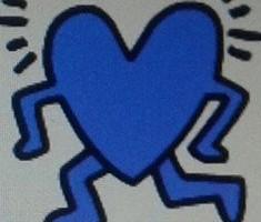 Keith Haring, artista Pop