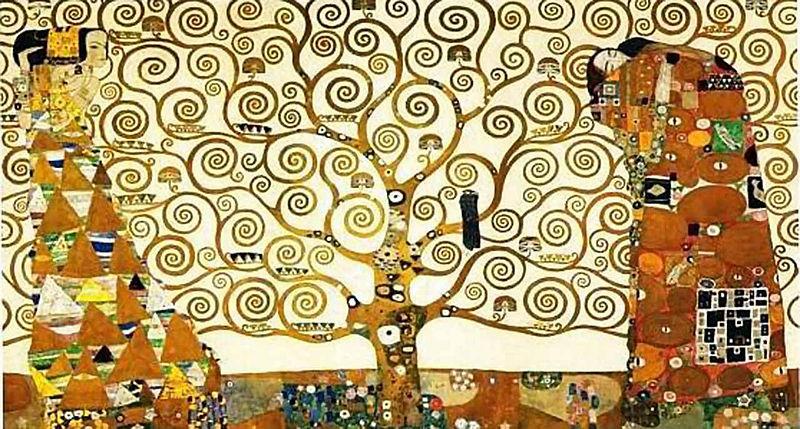 Klimt - Albero della vita