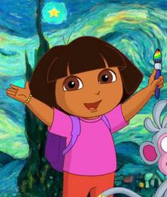 Dora, Dora, Dora l'esploratrice!