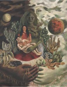 L'abbraccio amorevole dell'Universo, la Terra, io, Diego e il signor Xolotl