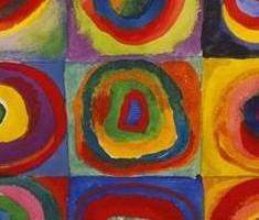 Kandinsky tra musica e colore