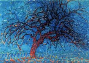 L'albero rosso