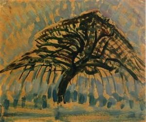 L'albero blu