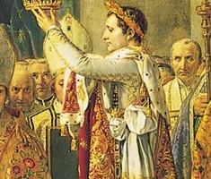Oggy e l'incoronazione di Napoleone