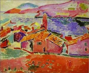 Vista di Collioure