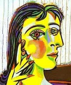 Picasso e Dora Maar