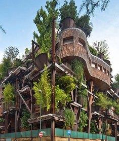 25 verde architettura organica a torino arte per for Architettura verde