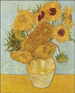 Vincent Van Gogh - Girasoli