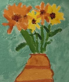 Mamma, dipingiamo come Van Gogh?