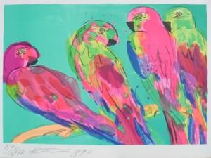 parrots-1990