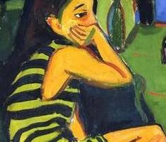 Espressionismo tedesco a Genova