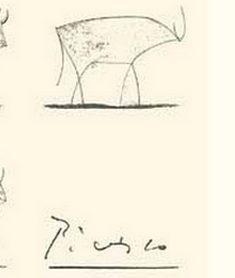Picasso e il toro